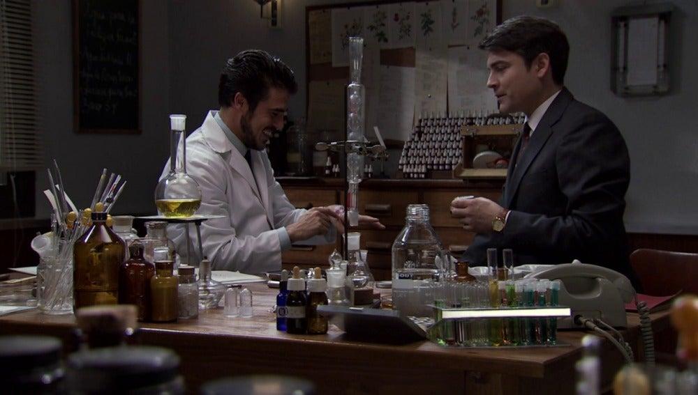 Julián y Jorge