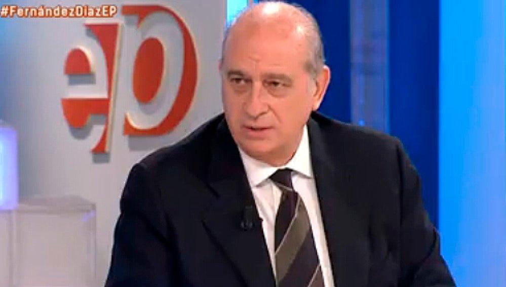Jorge Fernández Díaz, en Espejo Público