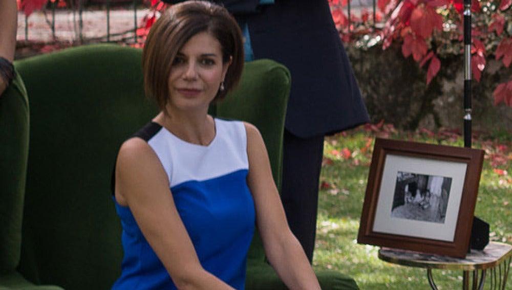 Cristina Peña es Laura