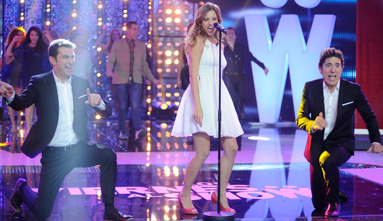 Michelle Jenner canta como Olivia Newton John