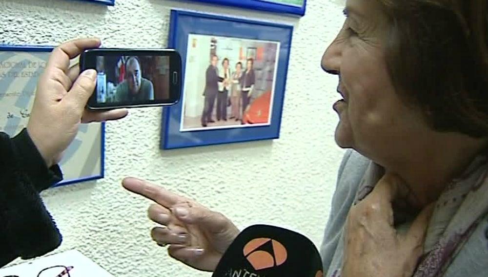 Gaby, la lotera de Valencia