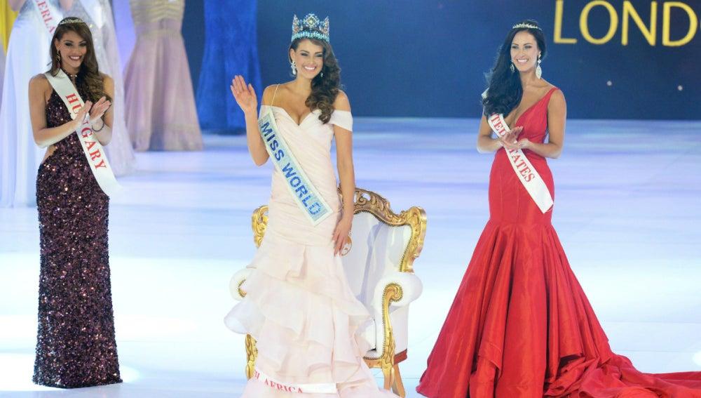Rolene Strauss, Miss Mundo 2014