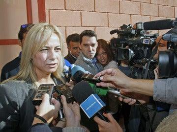 """La oposición acusa a Sonia Castedo de beneficiar a su empresario y """"amigo"""" Ortiz en las cuentas del 2015"""