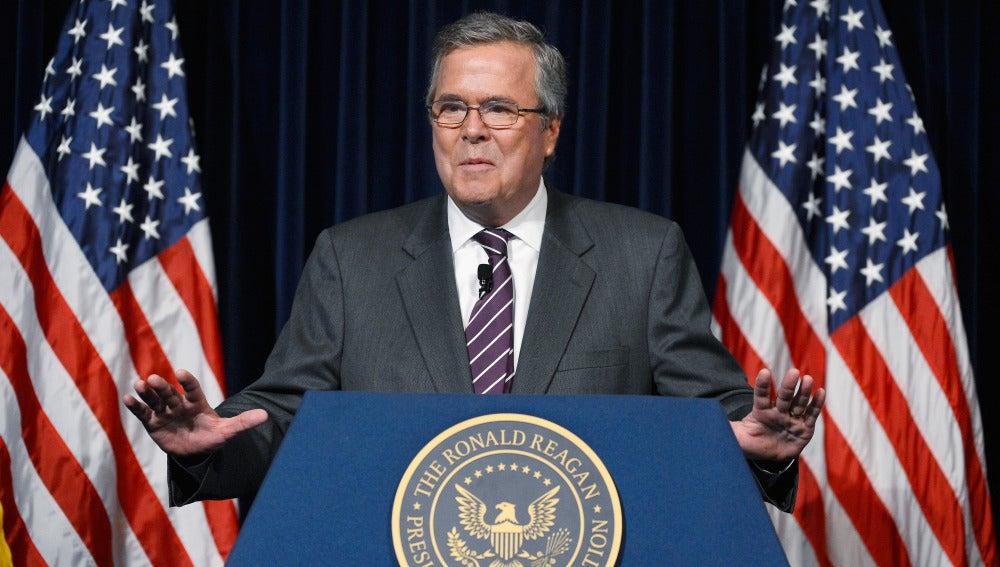 El hermano de George W. Bush, Jeb Bush