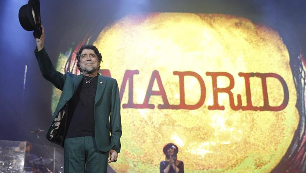 Joaquín Sabina en Madrid