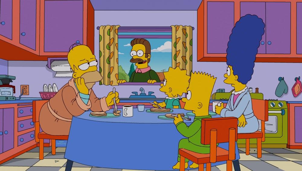 Los Simpson C514 'Un árbol crece en Springfield'