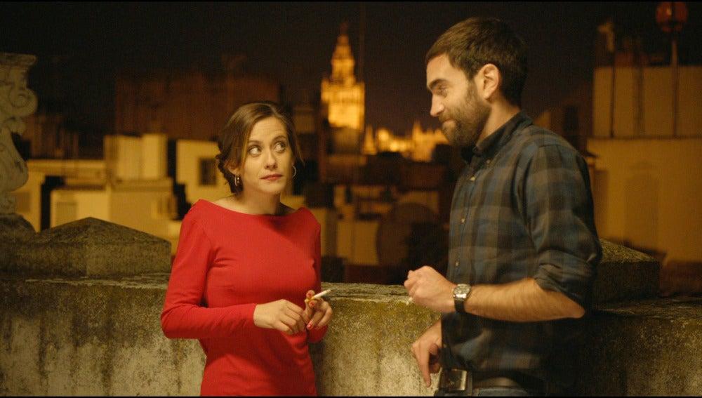 Carmen e Iñaki son María León y Jon Plazaola