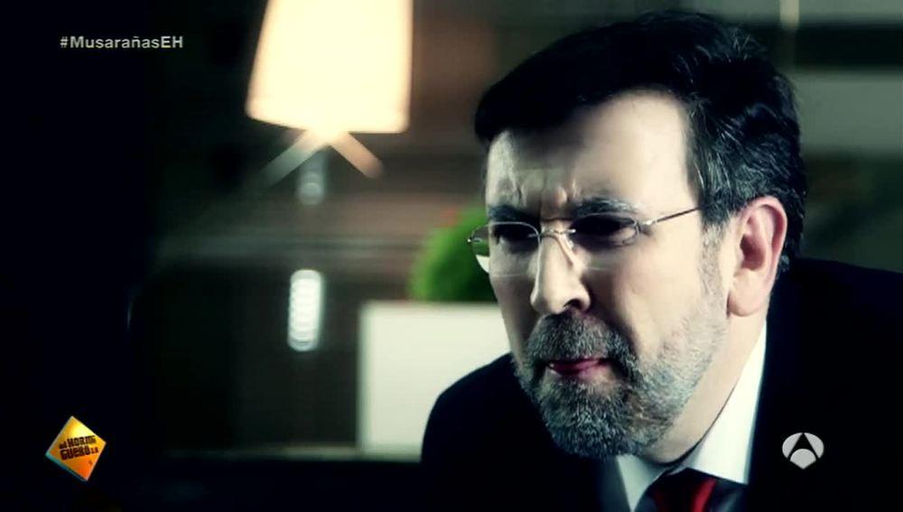 El amigo invisible de Mariano Rajoy