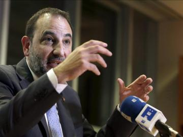 Conseller de Interior y secretario general de UDC, Ramon Espadaler