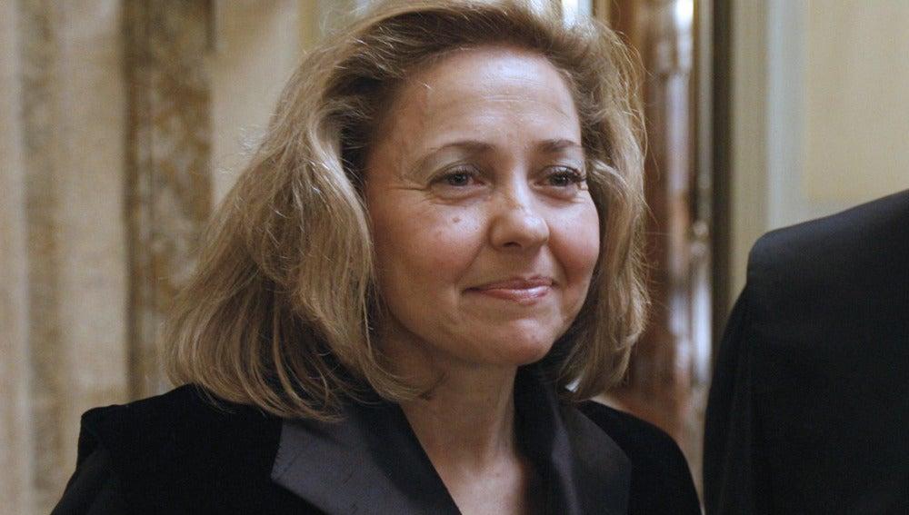 La fiscal Consuelo Madrigal
