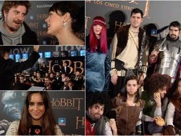Premiere 'El Hobbit'