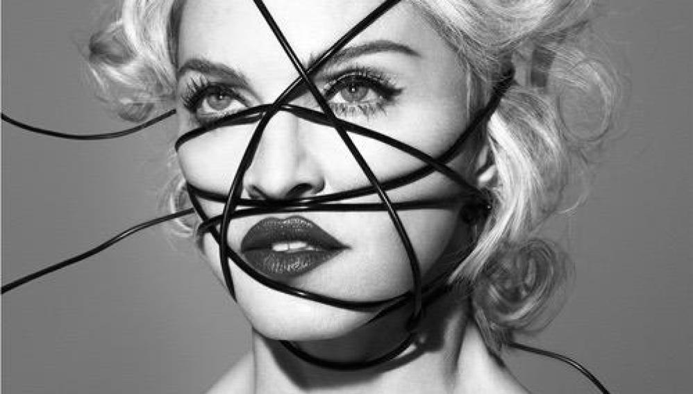 Madonna adelanta en Internet seis de los temas de su nuevo album