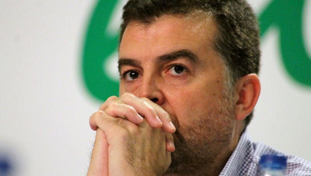 Antonio Maíllo, coordinador de IU Andalucía