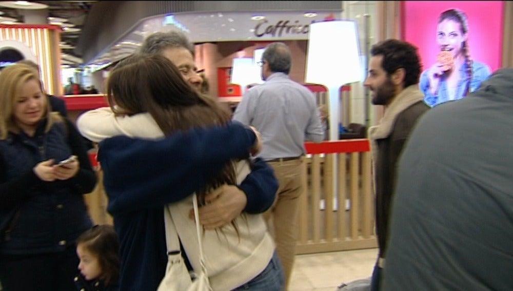 Los españoles vuelven a casa por Navidad