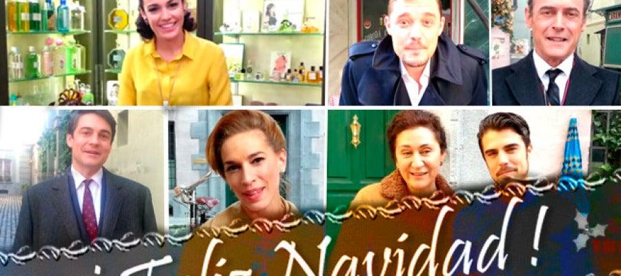 Antena 3 tv los actores de 39 amar es para siempre 39 os - Antena 3 tv series amar es para siempre ...