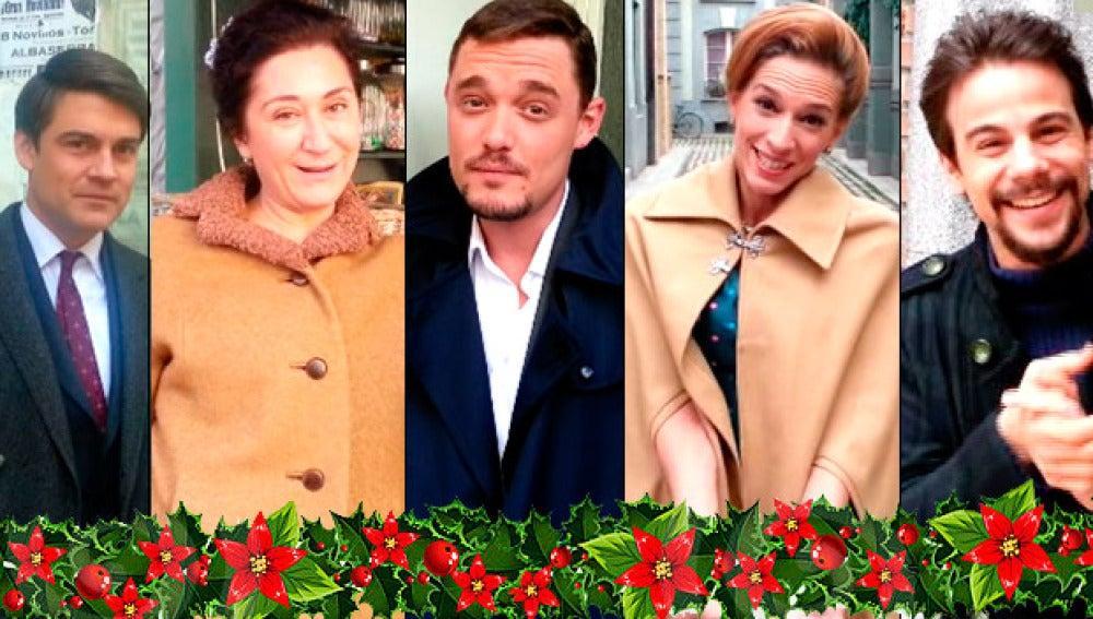 ¿Qué le desean los actores a sus personajes de cara al nuevo año?