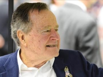 George W. Bush en una imagen de archivo.