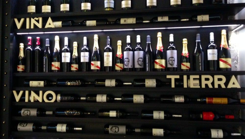 Encontrar buenos vinos en el súper es posible.