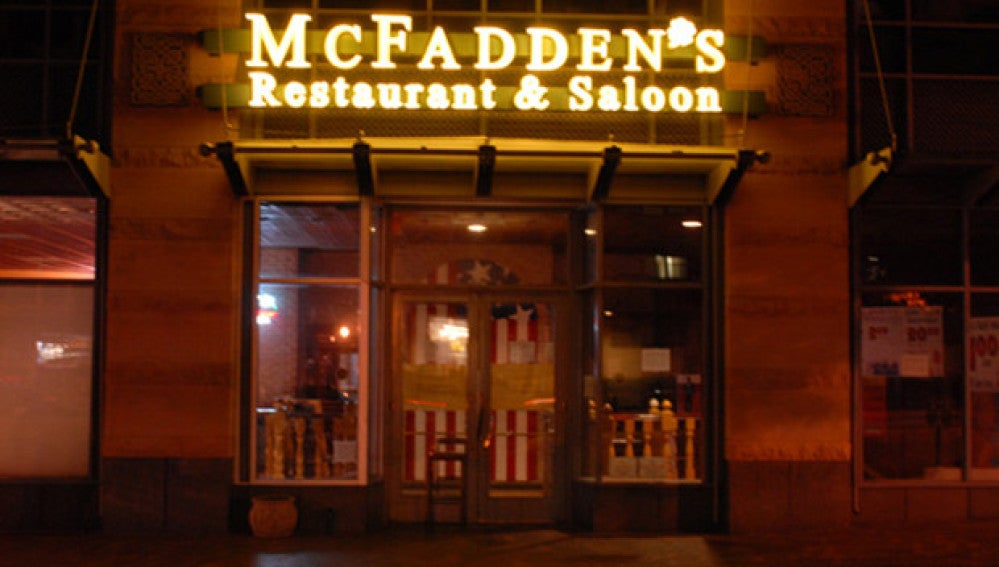Restaurante McFadden's en Washington