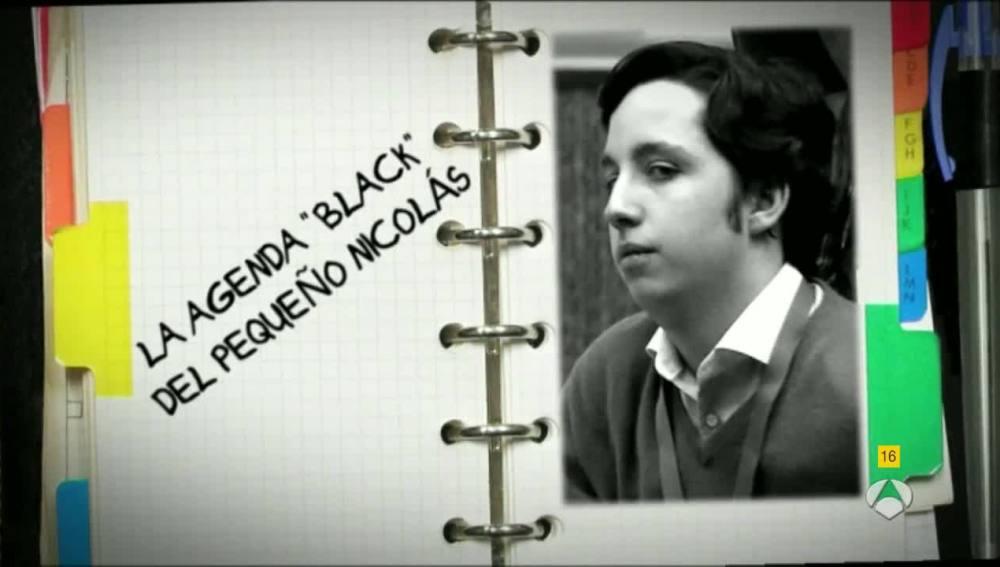 La agenda black de Nicolás