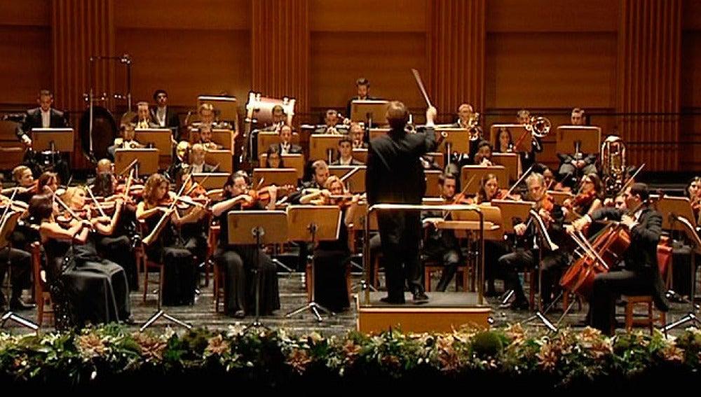 Concierto de Año Nuevo en el Teatro Real