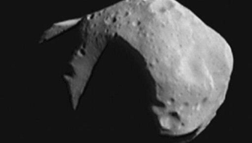 Imagen del asteroide