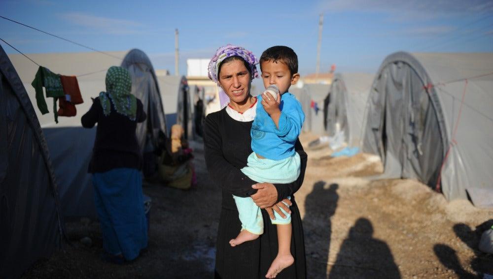Refugiada kurda