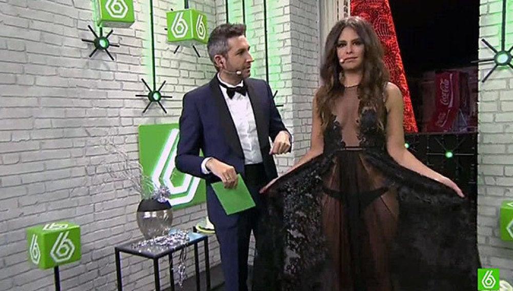 Cristina Pedroche en Nochevieja