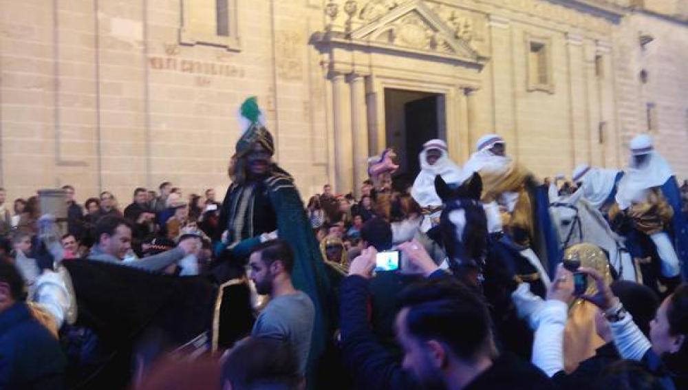 El Heraldo Real en Sevilla
