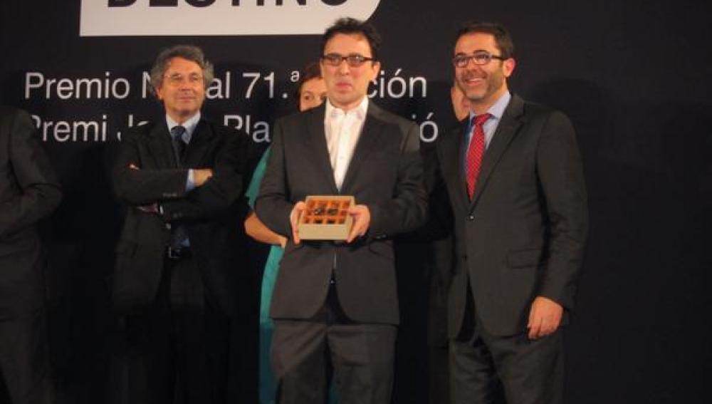 José C. Vales, ganador del premio Nadal
