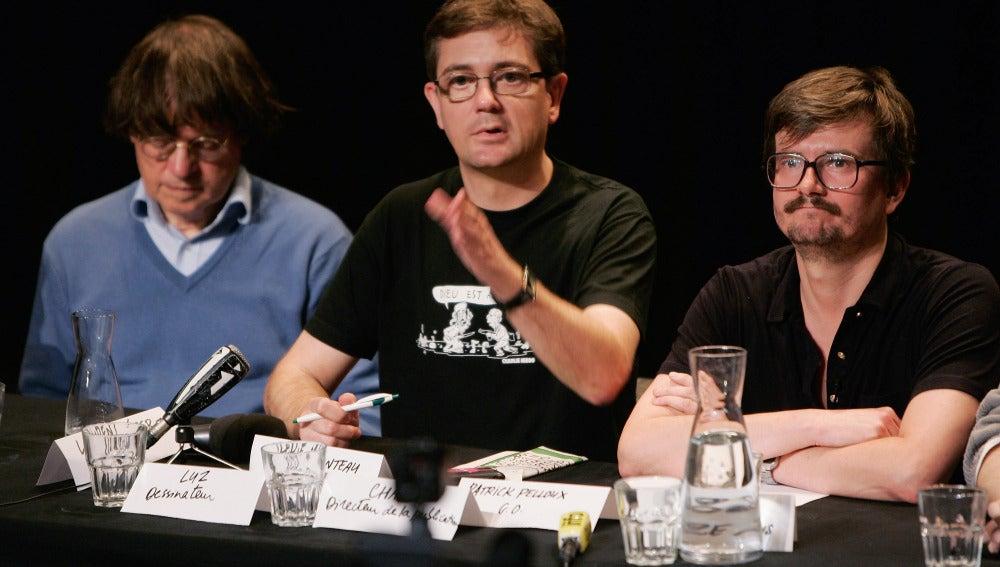 El dibujante Cabu y el director Charb, entre las víctimas