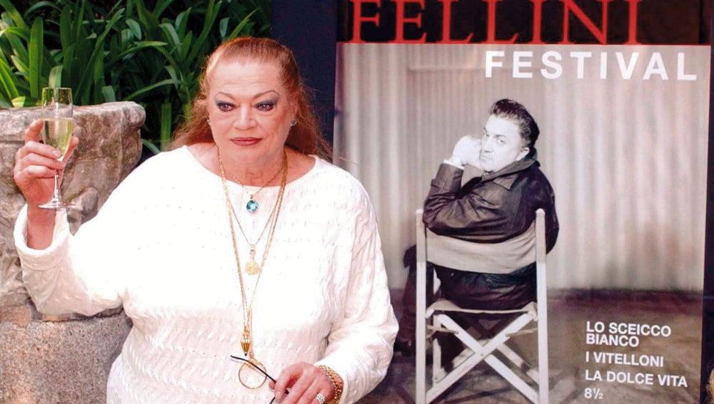 Muere la actriz Anita Ekberg, actriz célebre de 'La Dolce Vita', a los 83 años de edad