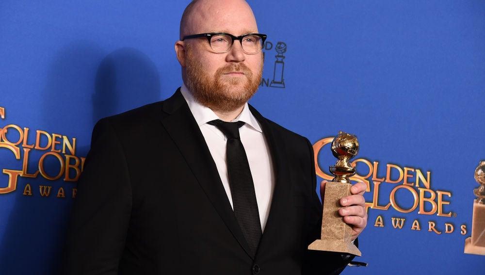 Johann Johannsson, ganador del Globo de Oro a la mejor banda sonora por La Teoría del Todo