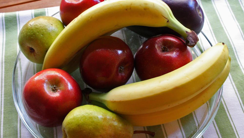 Frutas, frutitas, ¿por qué brilláis tanto?
