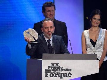 Javier Gutiérrez, ganador del José María Forqué al Mejor Actor