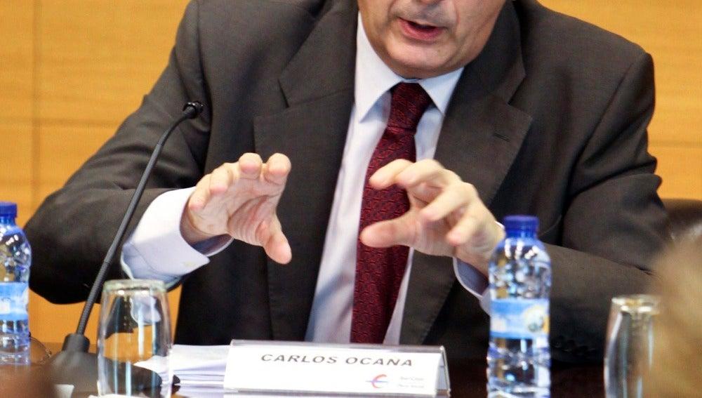 Carlos Ocaña, director de la Fundación de las Cajas de Ahorros