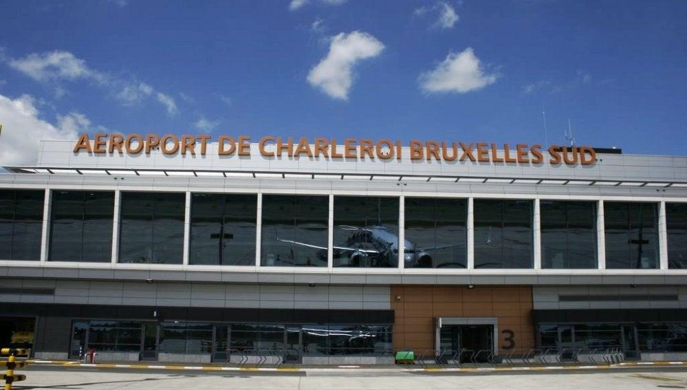 Aeropuerto de Bruselas Sur.