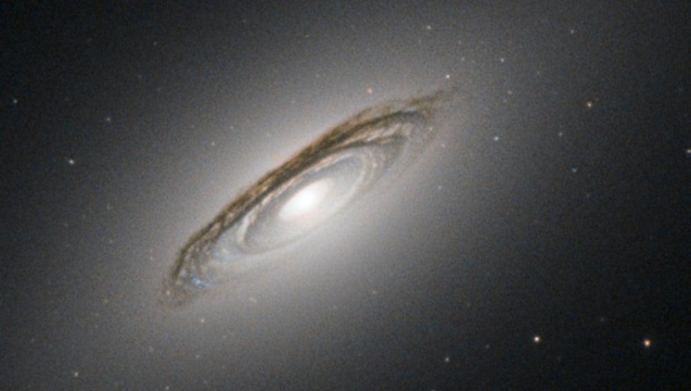 La galaxia NGC 6861