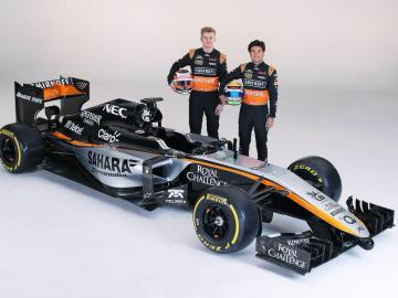 Nuevo monoplaza de Force India