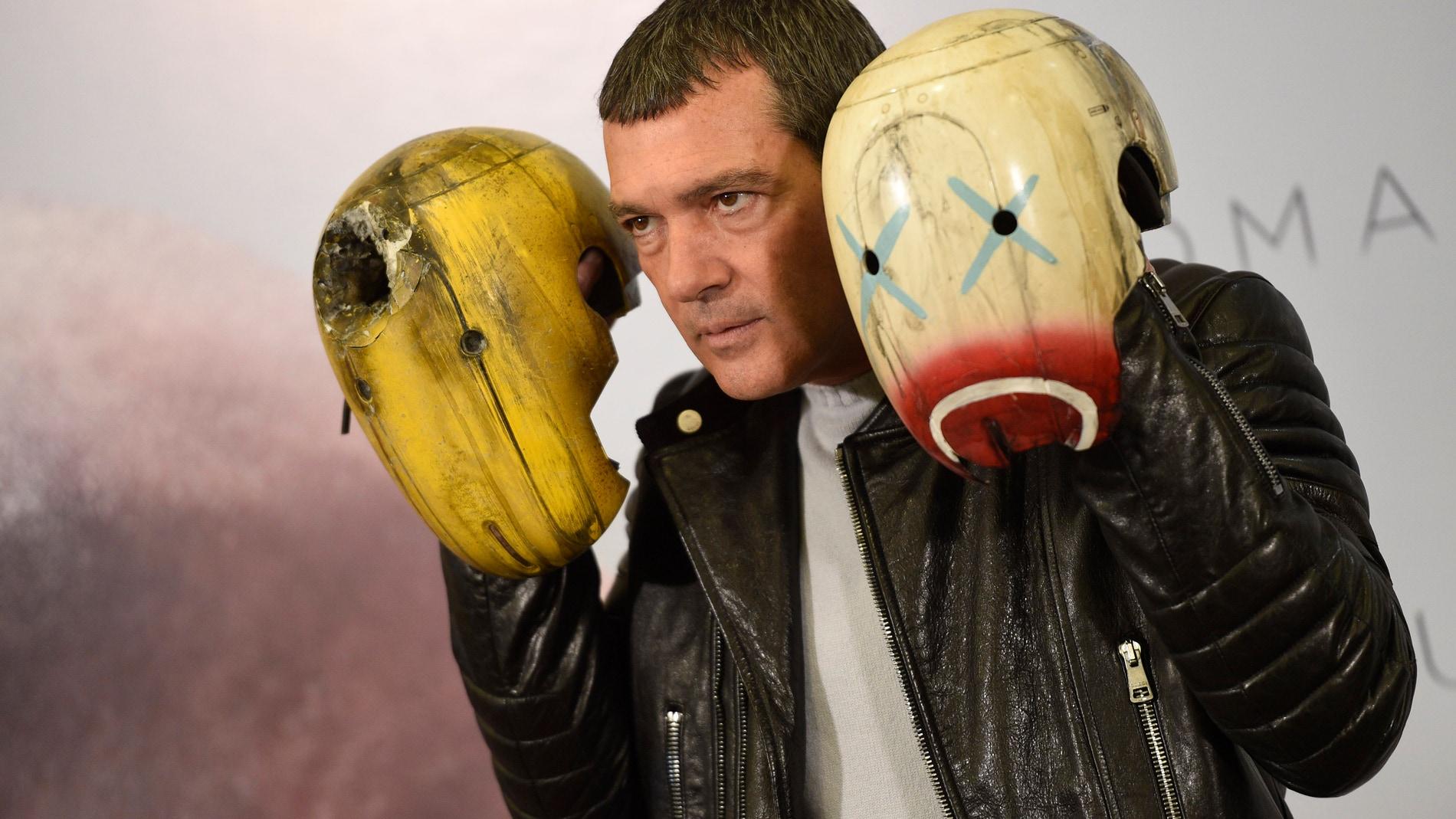 Antonio Banderas presenta 'Autómata'