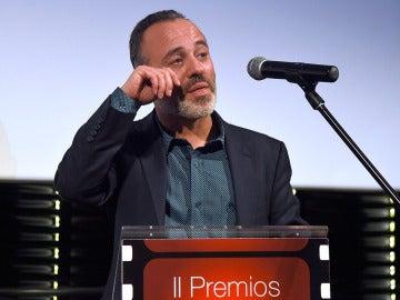 Javier Gutiérrez considerado el Mejor Actor del 2014 por su trabajo en 'La Isla Mínima'