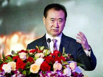 Wang Jianlin compra el 20% del Atlético
