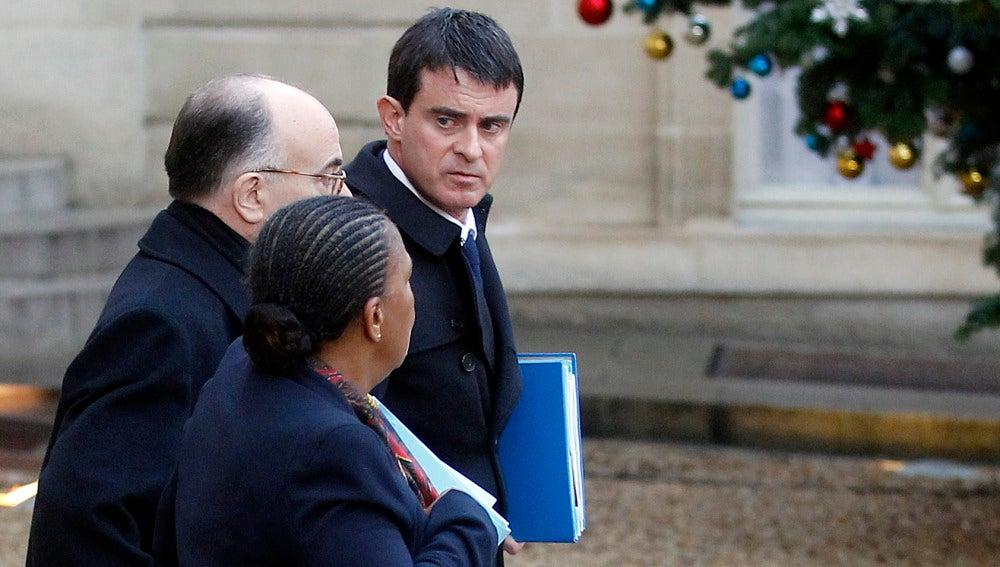 El primer ministro de Francia, Manuel Valls