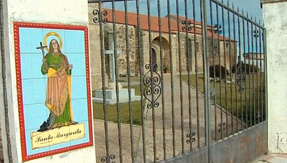 Iglesia de Mengabril, en Badajoz