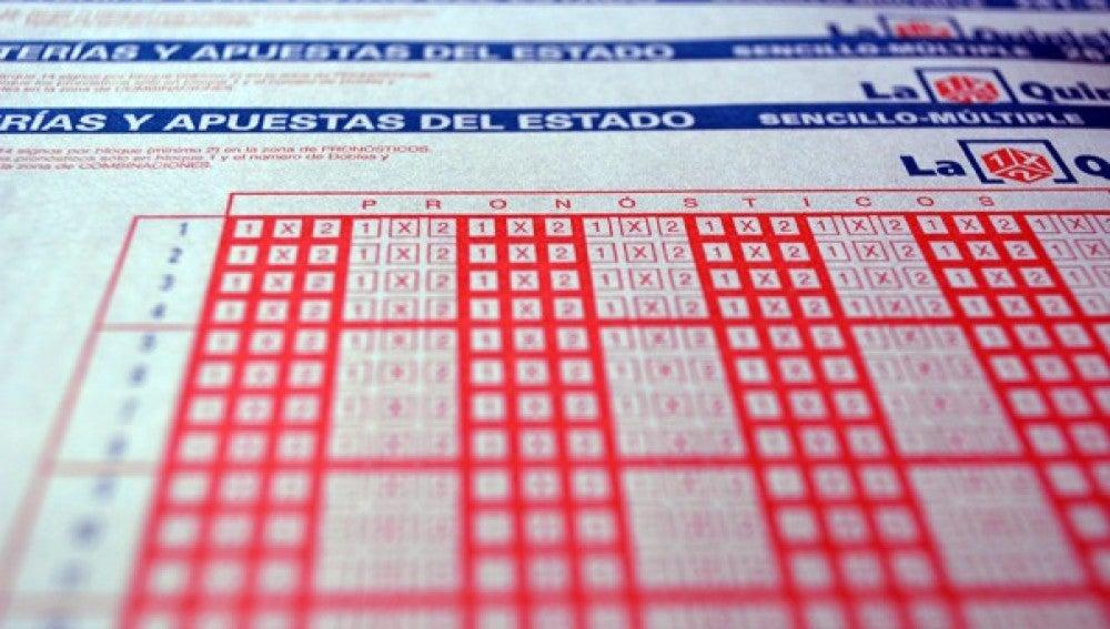Quiniela, Loterías y apuestas del Estado