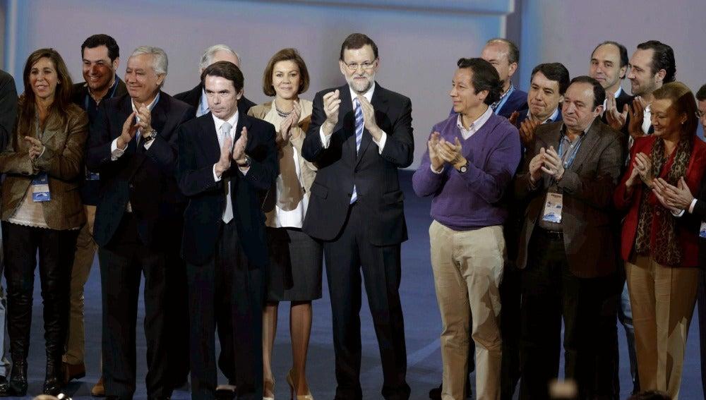 Rajoy, en la convención nacional del PP