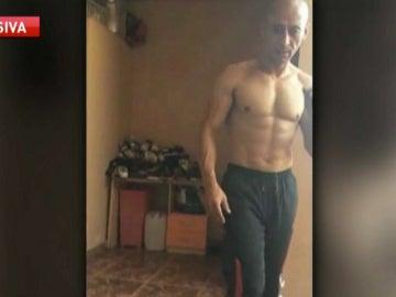 Uno de los supuestos yihadistas detenidos en Ceuta