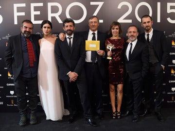 'La Isla Mínima', Premio Feroz a Mejor Película Dramática