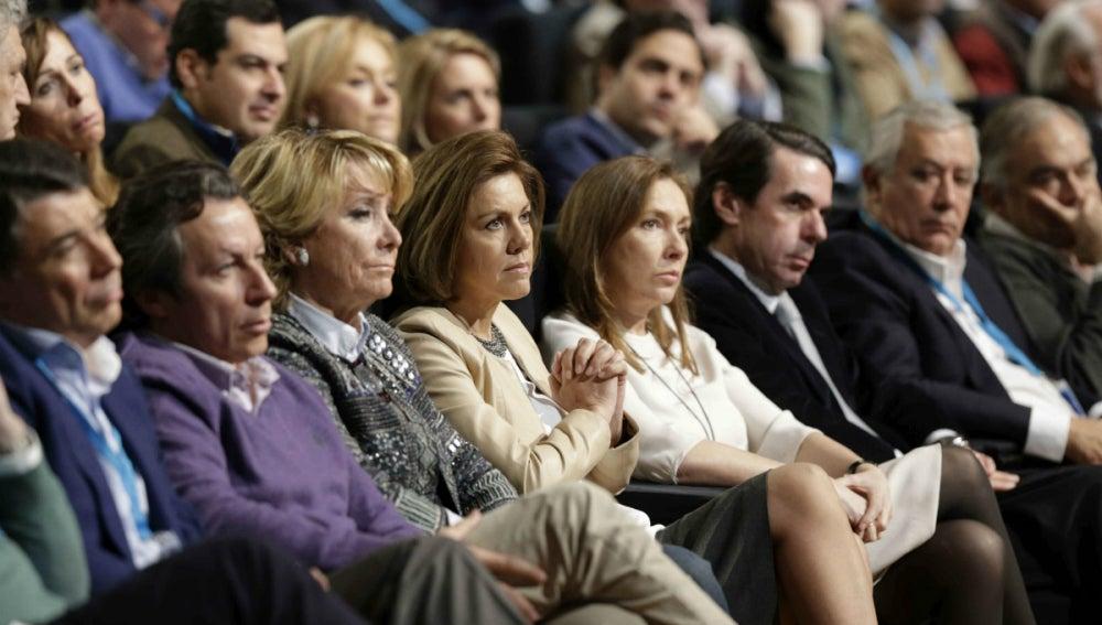 Varios barones del Partido Popular