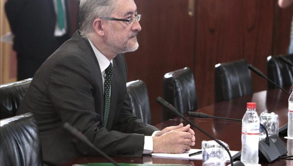Ex consejero andaluz de Economía, Innovación, Ciencia y Empleo, Antonio Ávil
